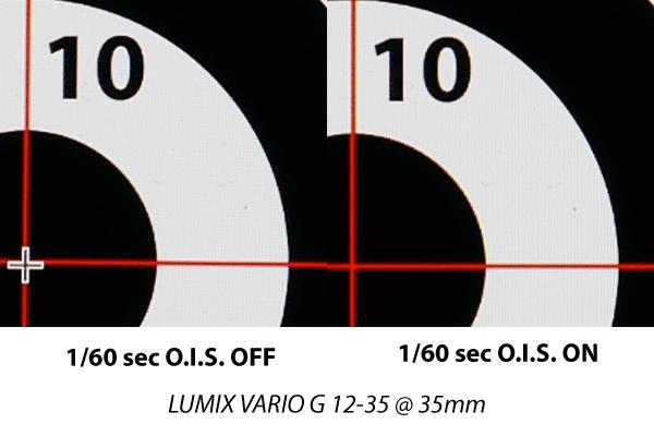 Kuvanvakaajatesti: 1/60 sekuntia